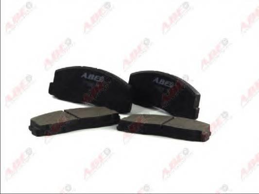 Гальмівні колодки, дискові ABE арт. C15025ABE