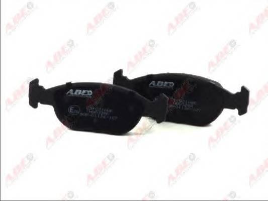 Гальмівні колодки, дискові ABE арт. C1F021ABE