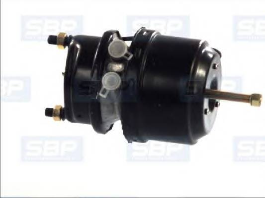 Тормозной цилиндр с пружинным энергоаккумулятором SBP 05BCT1424G07