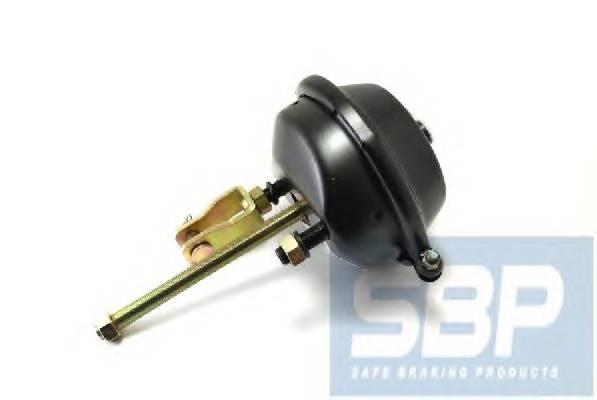 Тормозной энергоаккумулятор шток 75мм SBP 05BCT24LS