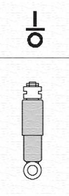 7064G Амортизатор KYB арт. 357064070000