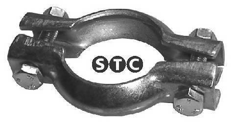 Фланец, труба выхлопного газа STC T400643