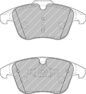 Гальмівні колодки, дискові ABE арт. FDB1897