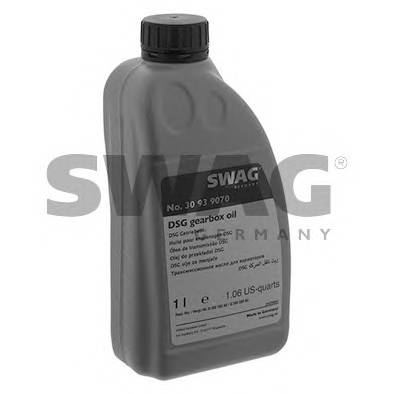 масло трансм  для 7-ступ dsg коробок  (1л) SWAG 30939070