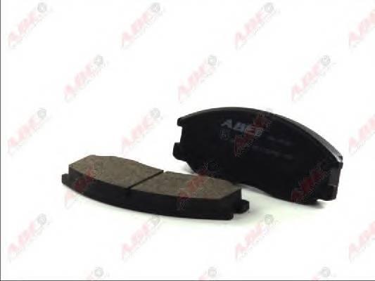 Гальмівні колодки, дискові ABE арт. C10509ABE