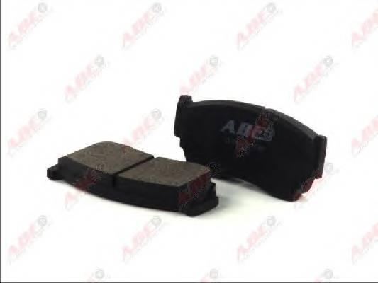 Гальмівні колодки, дискові ABE арт. C11048ABE