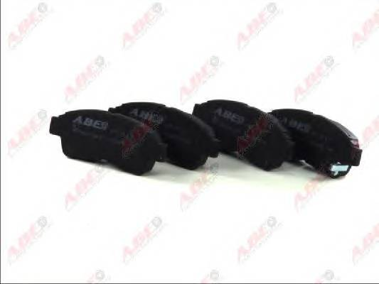 Гальмівні колодки, дискові ABE арт. C12064ABE