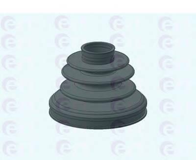 Пильник ШРУС гумовий  змазка ERT 500483