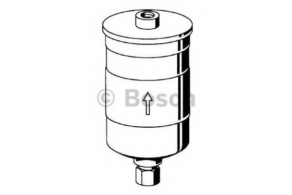 Топливные фильтры Топливный фильтр BOSCH арт. 0450905006