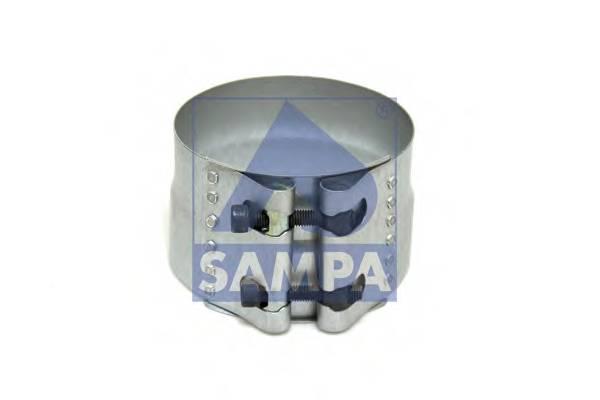 Хомут глушителя SAMPA 030444