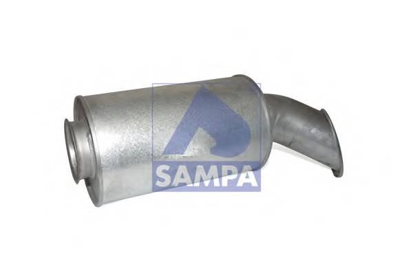 Глушитель SAMPA 031363