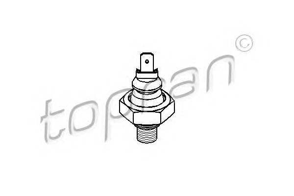 ДАТЧИК ДАВЛЕНИЯ МАСЛА 0.3 BAR AUDI/SEAT/VW/VOLVO TOPRAN 101106