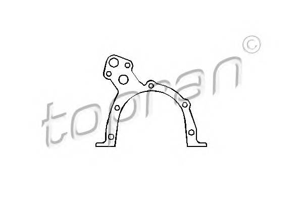 Прокладка, масляный насос TOPRAN 201285