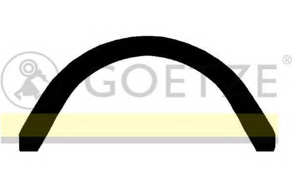 Прокладка клапанной крышки (1,2) GOETZE 5002640900