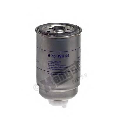 Паливний фільтр BOSCH арт. H70WK02