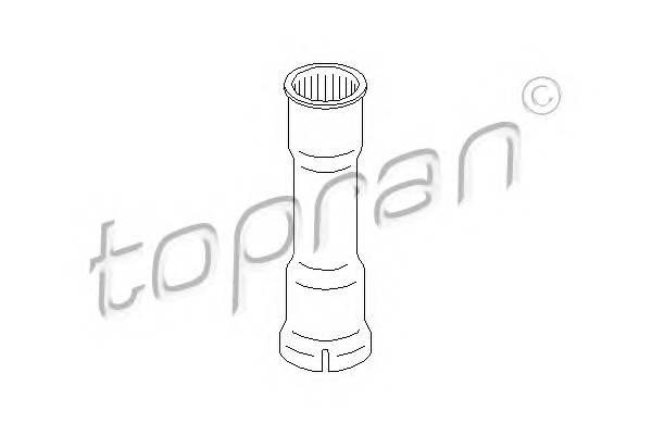 ВТУЛКА ЩУПА УРОВНЯ МАСЛА AUDI A4, A6 POLO 00-, LUPO  VW TOPRAN 108034