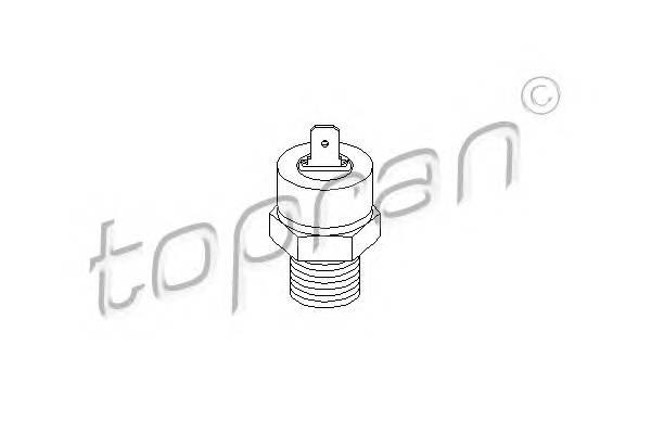 Датчик тиску оливи TOPRAN 720159
