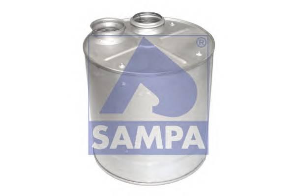Бочка глушителя DAF SAMPA 051009