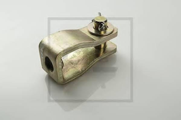 Вилка тормозной камеры короткая с пальцем L=64 d14 M16x1.5 PEAUTOMOTIVE 07059700A