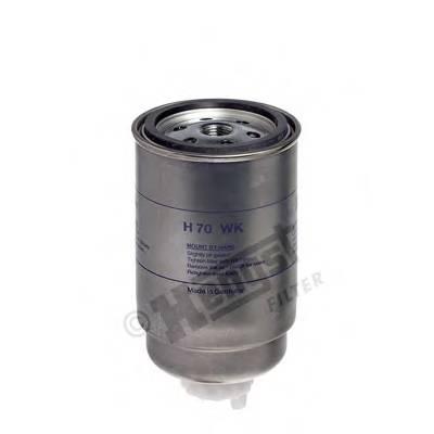 Паливний фільтр BOSCH арт. H70WK