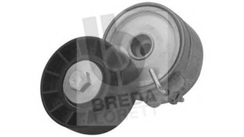 Ролик натяжной генератора Scudo 2.0JTD (нижний)/Boxer 2.2JTD без конд BREDALORETT CR3306