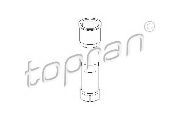 УПЛОТНИТЕЛЬ МАСЛ. ЩУПА VW 1,9D/TD 91- TOPRAN 100294