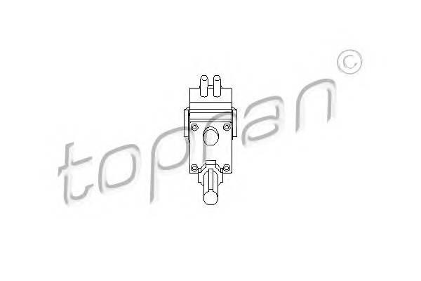 Датчик включення заднього ходу TOPRAN 400778