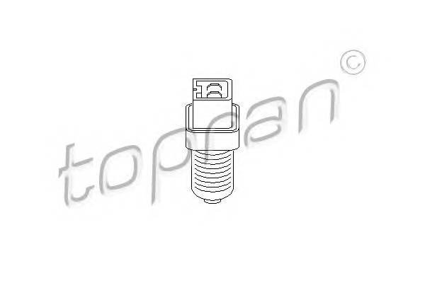Датчик включення заднього ходу TOPRAN 720265