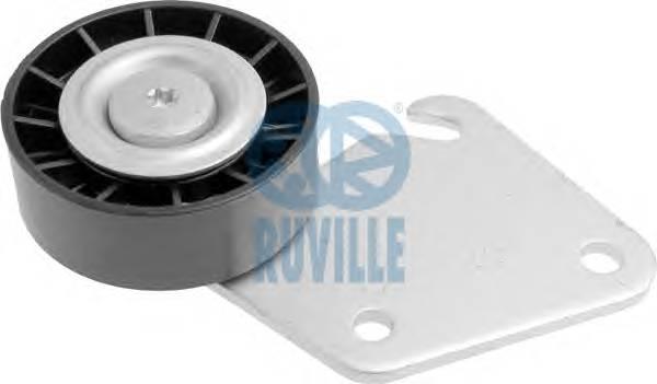 Ролик натяжной ремня генератора PSA XU10J4R/EW10J4 +AC 70x25x17 RUVILLE 55935