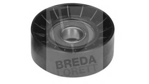 Паразитный / ведущий ролик, поликлиновой ремень BREDALORETT CR1480P
