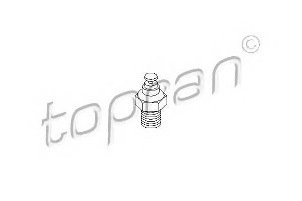 ДАТЧИК ТЕМПЕРАТУРЫ  ВОДЫ VW/AUDI; A 1,05-2,4 8/79- TOPRAN 100853