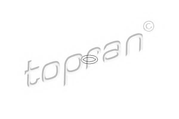 Прокладка, масляный насос TOPRAN 205589