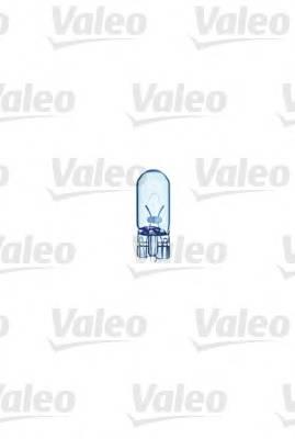 лампа blue effect 12v(w5w) [картон][min10] VALEO 032700