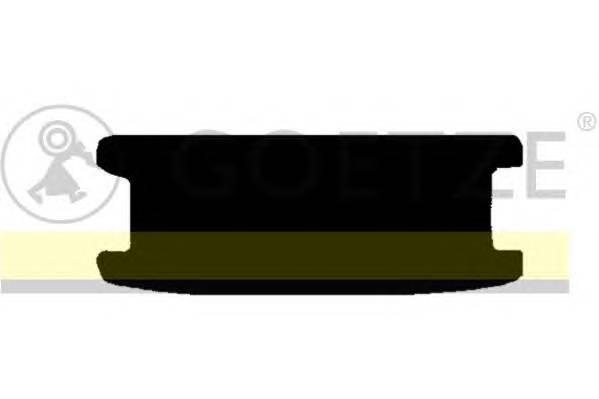 Прокладка крышки клапанов GOETZE 5002436900