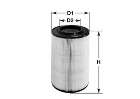 Воздушные фильтры Фільтр повітря MAGNETIMARELLI арт. 153071760179