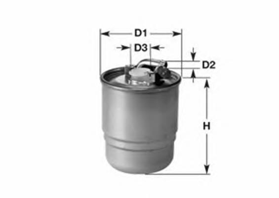 Масляные фильтры Фільтр масляний MAGNETIMARELLI арт. 152071761637