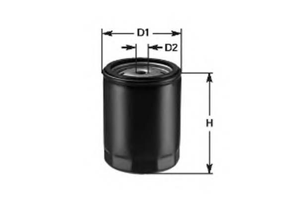 Масляные фильтры Фільтр масляний MAGNETIMARELLI арт. 152071758761