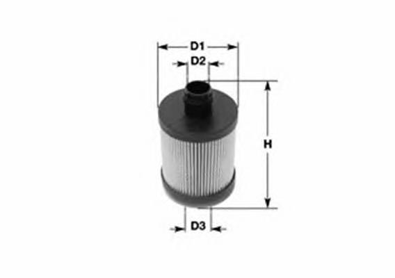 Масляные фильтры Фільтр масляний MAGNETIMARELLI арт. 152071760874
