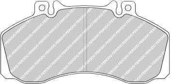 Тормозные колодки Тормозные колодки Ferodo PAGID арт. FVR1522