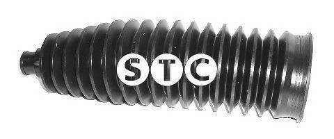 К-т (1шт.) пыльника рейки с хомутами+смазка Trafic/Vivaro/Master/Movano 53x13mm STC T401107
