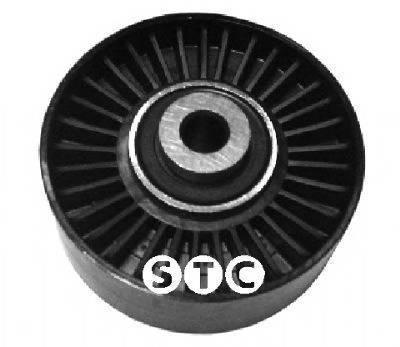 Ролик ремня генератора (направ.) Fiat 1.9D/JTD (AC) (80mm x 25mm) STC T405683